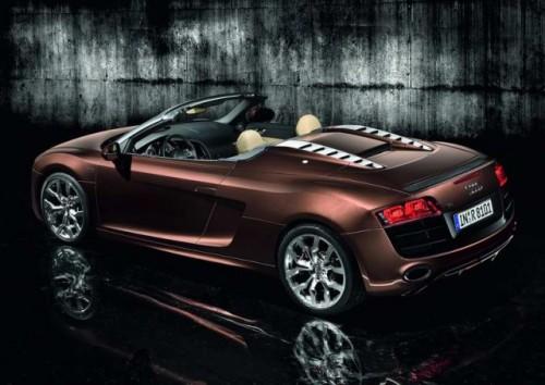 Frankfurt LIVE: Audi R8 Spyder, lansare oficiala14639