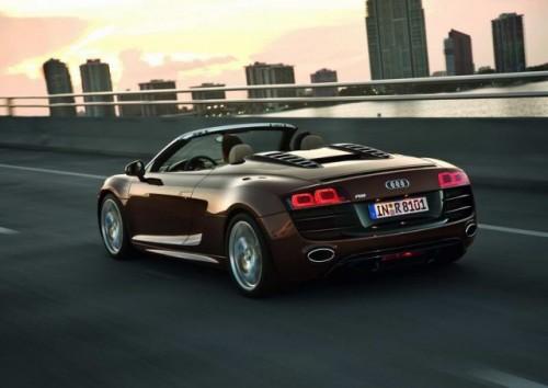 Frankfurt LIVE: Audi R8 Spyder, lansare oficiala14652