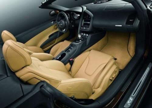 Frankfurt LIVE: Audi R8 Spyder, lansare oficiala14661