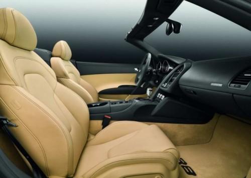 Frankfurt LIVE: Audi R8 Spyder, lansare oficiala14662