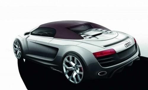 Frankfurt LIVE: Audi R8 Spyder, lansare oficiala14668