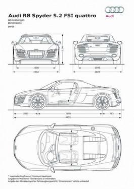 Frankfurt LIVE: Audi R8 Spyder, lansare oficiala14671