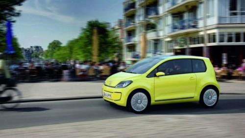Frankfurt LIVE: VW prezinta conceptul electric E-Up!14616