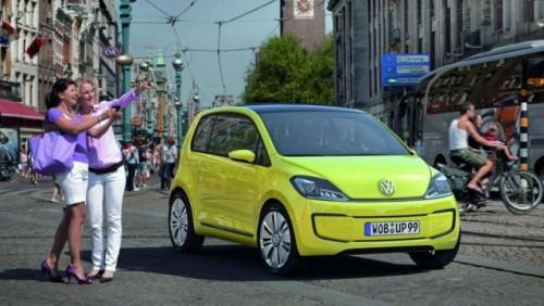 Frankfurt LIVE: VW prezinta conceptul electric E-Up!14617