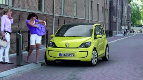 Frankfurt LIVE: VW prezinta conceptul electric E-Up!14620