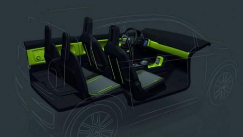 Frankfurt LIVE: VW prezinta conceptul electric E-Up!14627
