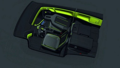 Frankfurt LIVE: VW prezinta conceptul electric E-Up!14632