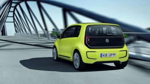 Frankfurt LIVE: VW prezinta conceptul electric E-Up!14637