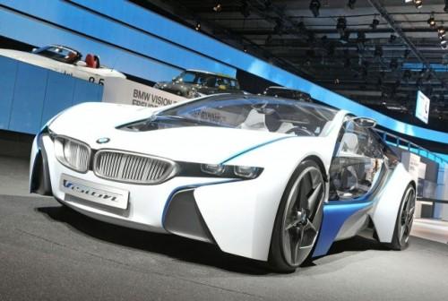Frankfurt LIVE: BMW a prezentat conceptul Vision Efficient Dynamics14594