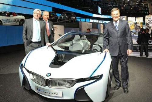 Frankfurt LIVE: BMW a prezentat conceptul Vision Efficient Dynamics14599