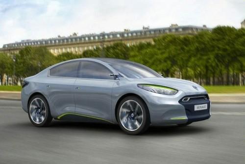 Frankfurt LIVE: Renault Fluence electric14586