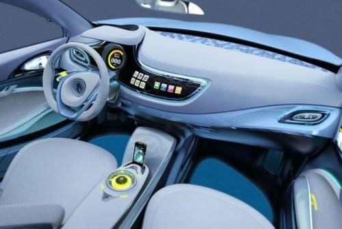Frankfurt LIVE: Renault Fluence electric14589