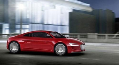Concept electric Audi: R8 e-Tron14554