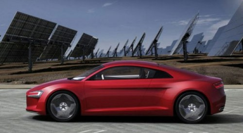 Concept electric Audi: R8 e-Tron14559