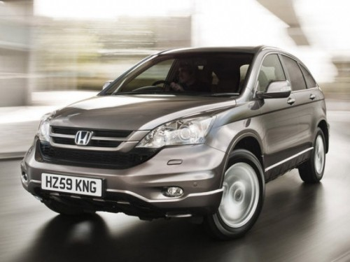 Primele fotografii cu Honda CR-V facelift!14510