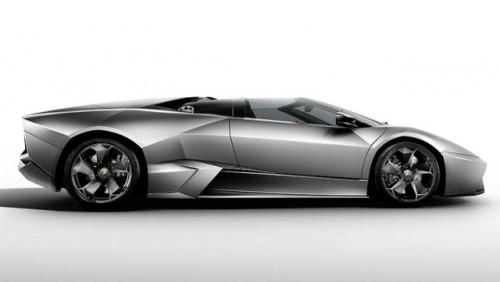 Vezi primele imagini cu Lamborghini Reventon Roadster!14506