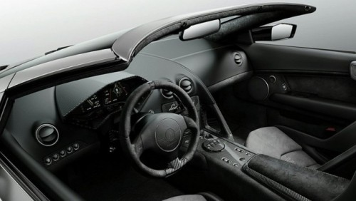 Vezi primele imagini cu Lamborghini Reventon Roadster!14507