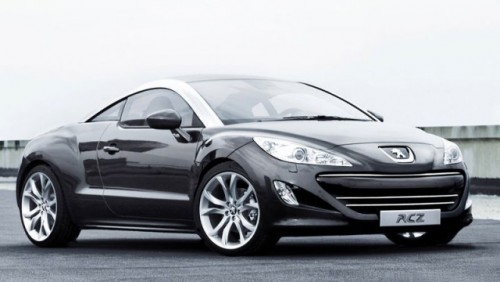 VIDEO: Peugeot RCZ este gata de Frankfurt14495