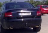 Audi A6 C7 surprins in teste in Romania!14467