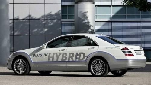 Avanpremiera Frankfurt: cel mai economic Mercedes14449