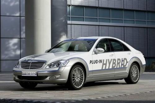 Avanpremiera Frankfurt: cel mai economic Mercedes14450