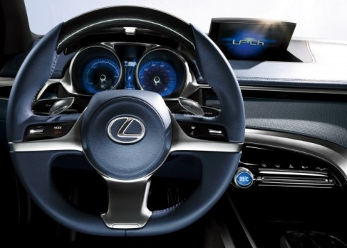 OFICIAL: Lexus LF-Ch14461
