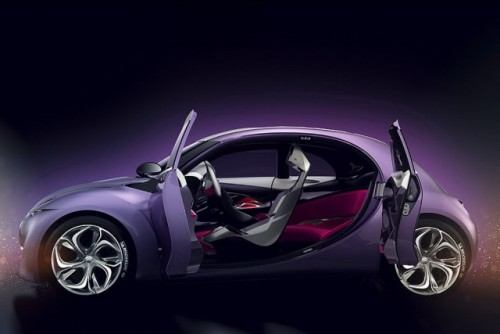 Citroen DS Revolte Concept, renasterea lui 2CV14435