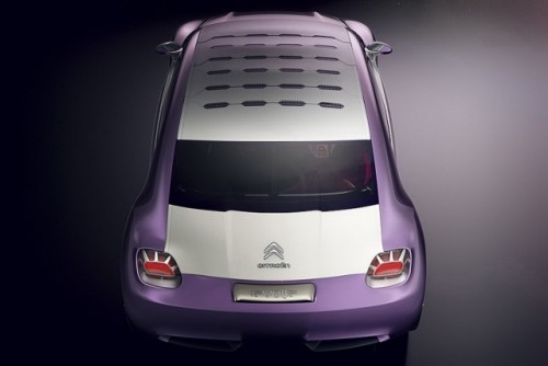 Citroen DS Revolte Concept, renasterea lui 2CV14437