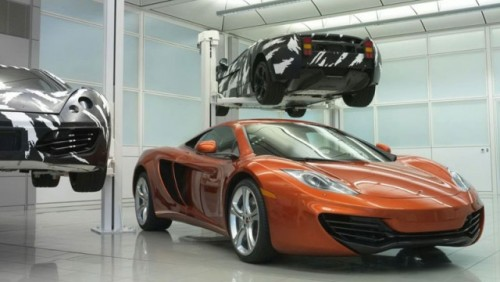 Noul supercar McLaren: MP4-12C14397