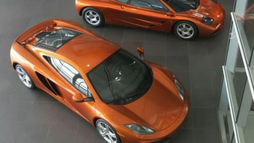 Noul supercar McLaren: MP4-12C14398