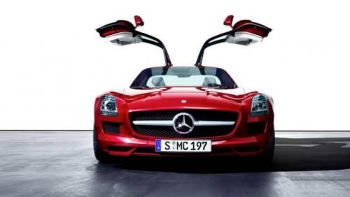 Premiera: Iata noul Mercedes SLS AMG14364