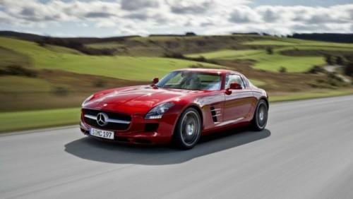 Premiera: Iata noul Mercedes SLS AMG14372