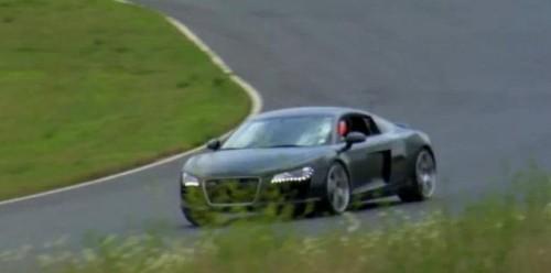 VIDEO: Test cu Audi R814345