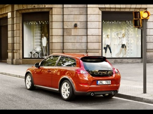 Volvo C30 - primele fotografii si date oficiale14330