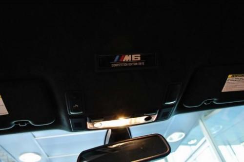 BMW aduce la Frankfurt M6 Competition Edition14315