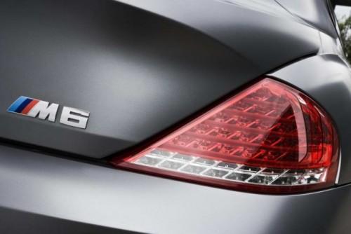 BMW aduce la Frankfurt M6 Competition Edition14318