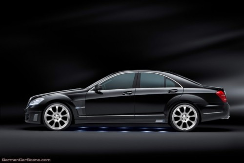 Brabus S-Klasse vine la Frankfurt: 750 CP, 1350 Nm14305