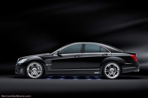 Brabus S-Klasse vine la Frankfurt: 750 CP, 1350 Nm14306