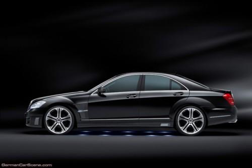 Brabus S-Klasse vine la Frankfurt: 750 CP, 1350 Nm14308