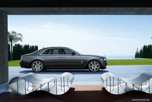 OFICIAL: Noul Rolls-Royce Ghost14276