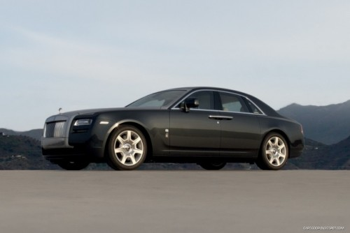 OFICIAL: Noul Rolls-Royce Ghost14277