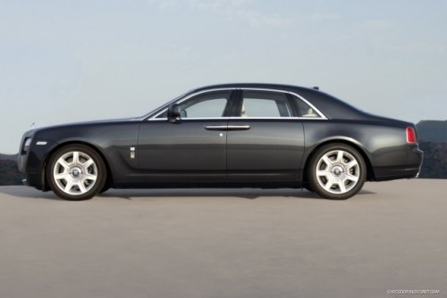 OFICIAL: Noul Rolls-Royce Ghost14285