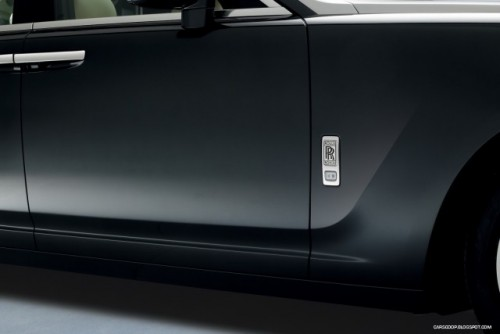 OFICIAL: Noul Rolls-Royce Ghost14297