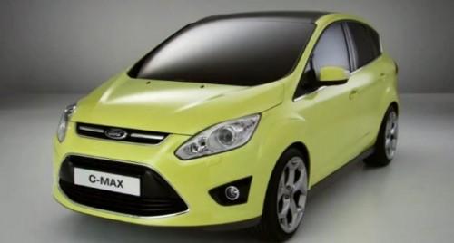 VIDEO: Noul Ford C-Max se prezinta14245