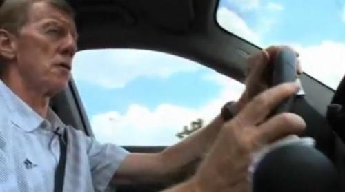 VIDEO: Walter Rohrl conduce noul Porsche Panamera14243