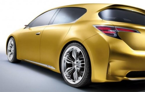 Lexus la Salonul Auto de la Frankfurt14216