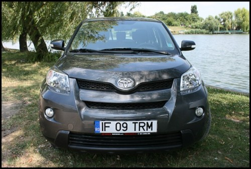 Am testat Toyota Urban Cruiser!14148