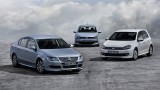 VW aduce la Frankfurt Polo, Golf, si Passat Bluemotion14159