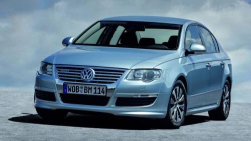 VW aduce la Frankfurt Polo, Golf, si Passat Bluemotion14160