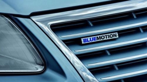 VW aduce la Frankfurt Polo, Golf, si Passat Bluemotion14167
